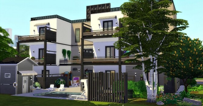 Sims 4 Perseverances Residence by Sirhc59 at L'UniverSims