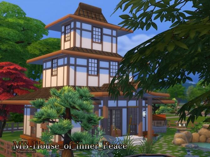 MB House of inner Peace by matomibotaki