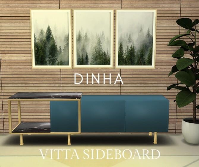 Vitta Sideboard 3 Models