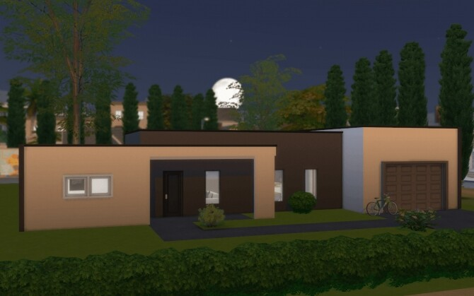Sims 4 Arum home at Rabiere Immo Sims