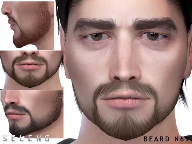 Beard N69 by Seleng
