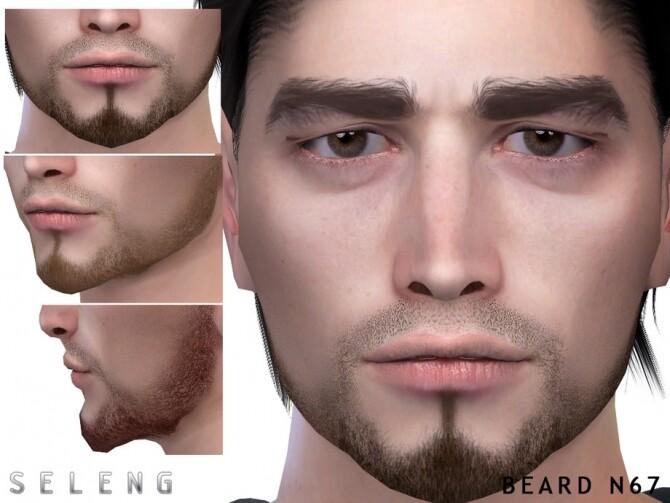Beard N67 by Seleng