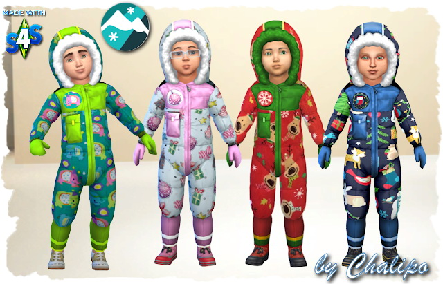 Sims 4 Updates 3 Advent 2020 at All 4 Sims