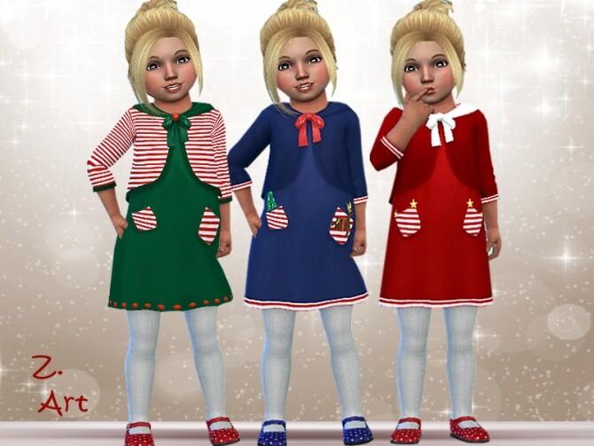 WinterbabeZ 14 Dress by Zuckerschnute20