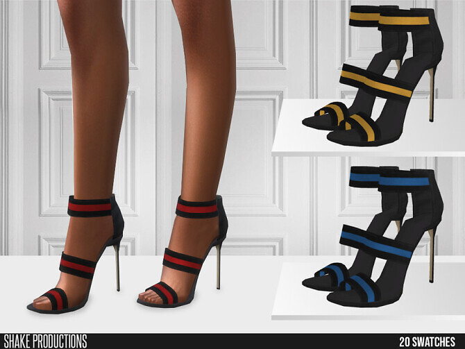 592 High Heels by ShakeProductions