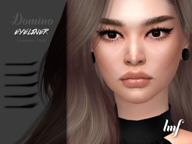 IMF Domino Eyeliner N.112 by IzzieMcFire