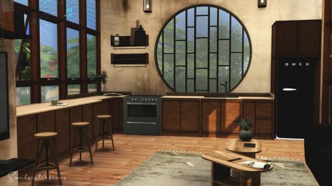 Sims 4 Moto home at SoulSisterSims
