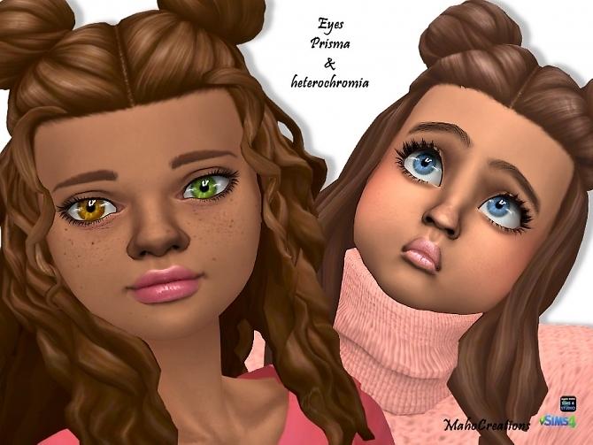Eyes Prisma Set by MahoCreations