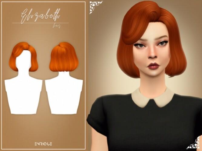 Elizabeth Hairstyle