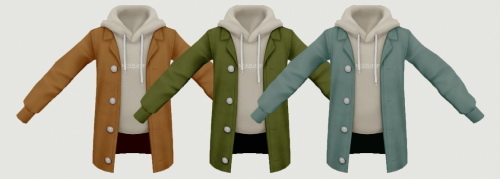 Sims 4 Callum Hoodie Kids Version at Simiracle