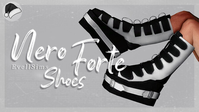 Nero Forte Shoes