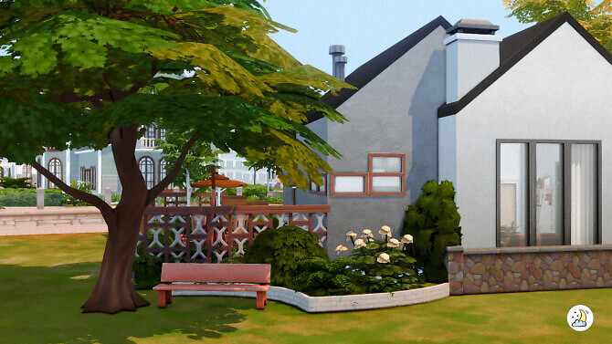 Sims 4 Base Game Loft at Luna Sims