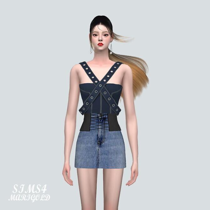Sims 4 Crop Top PP 3 at Marigold