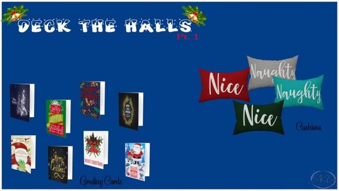 Deck The Halls Collection Pt 1
