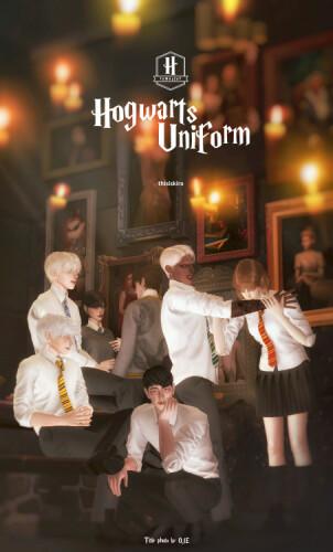 Hogwarts uniform set remaster