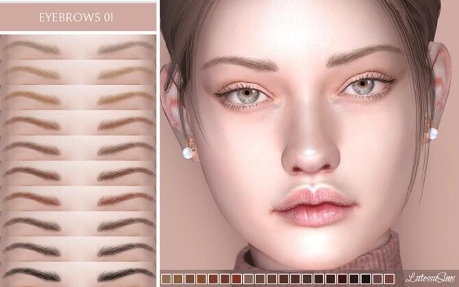 Eyebrows 01