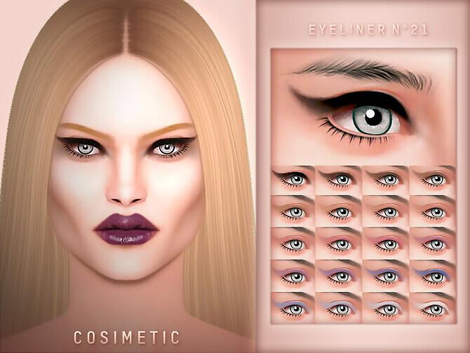 Eyeliner N21 by cosimetic