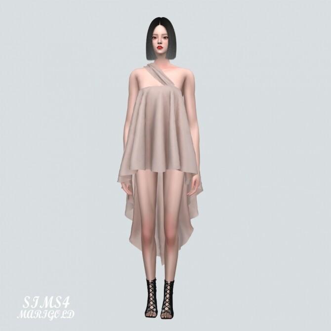 Sims 4 Mini Dress V2 DD at Marigold