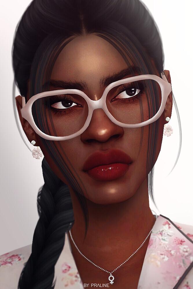 Sims 4 DECEPTIA Glasses at Praline Sims
