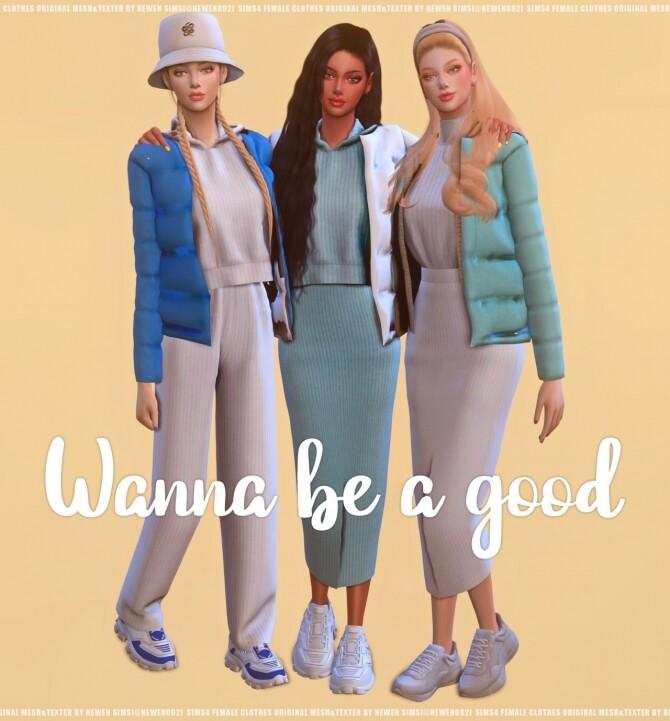 Wanna be a good set