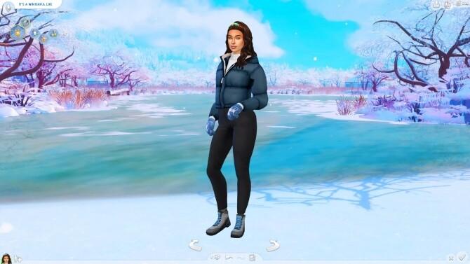 Sims 4 Mt. Komorebi CAS Backgrounds at Katverse