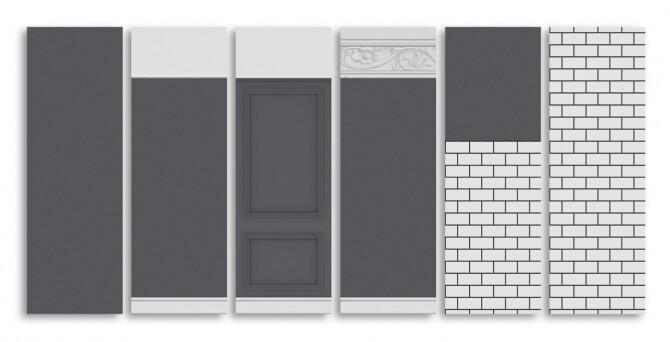 Scandi Elegance Wall Set