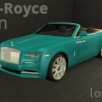 Rolls-Royce Dawn by LorySims