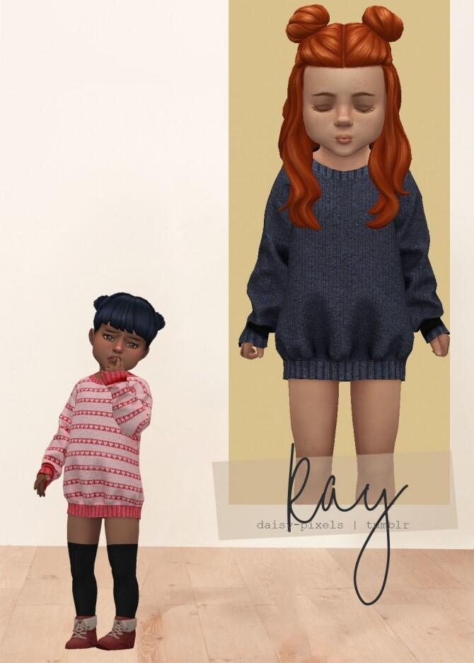 Ray Sweater Dress