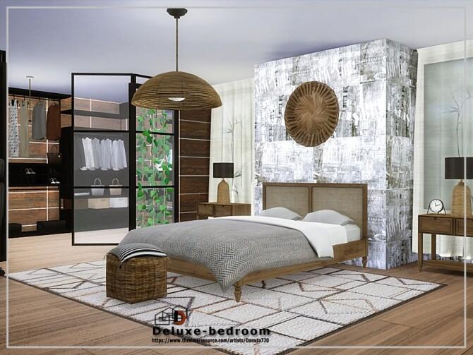 Deluxe bedroom by Danuta720