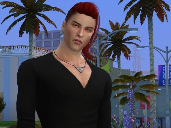 Sims 4 Craig Thompson by DarkWave14 at TSR