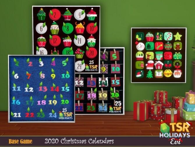 Holiday Wonderland Calendars by evi