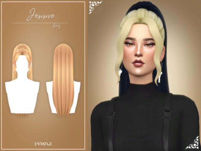 Jennie Hairstyle
