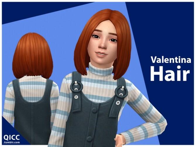 Valentina Hair child by qicc