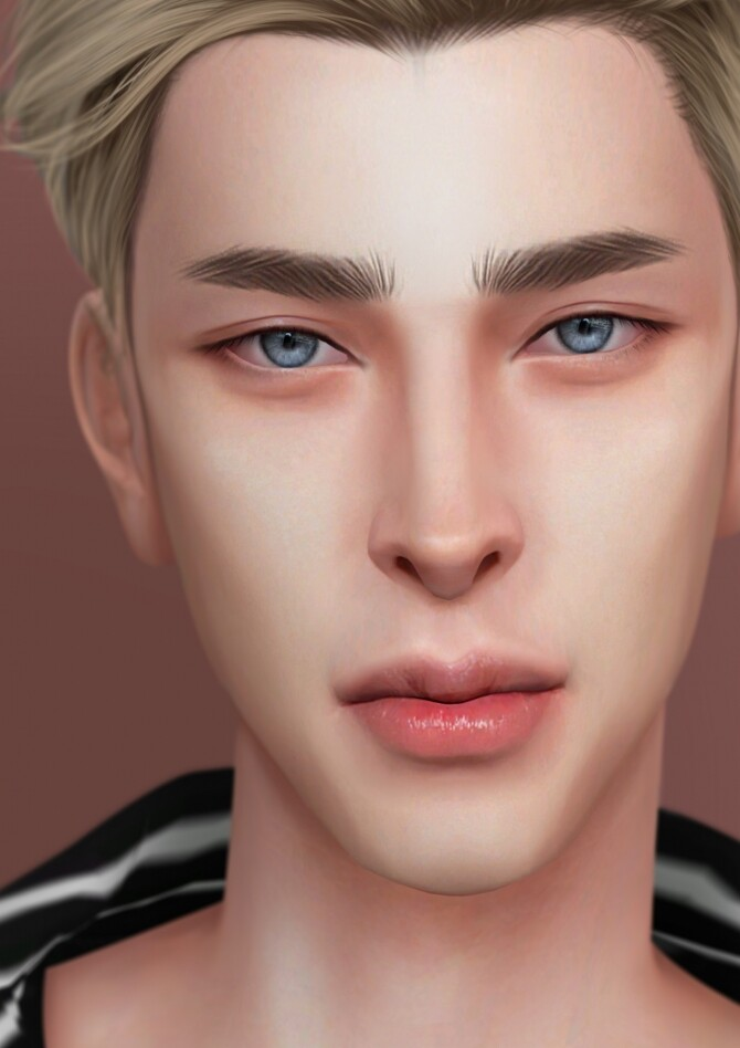 Sims 4 GPME GOLD M Eyebrows G9 at GOPPOLS Me