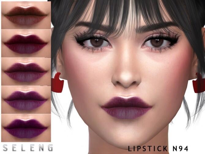 Sims 4 Lipstick N94 by Seleng at TSR
