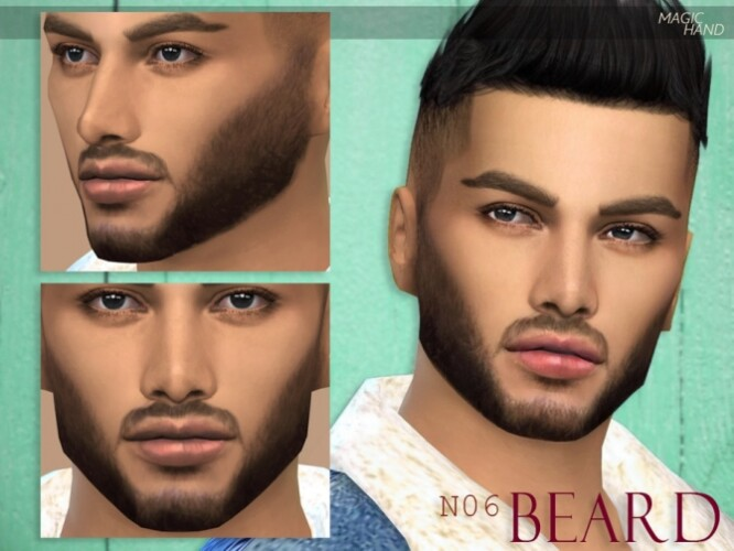 Beard N06 by MagicHand