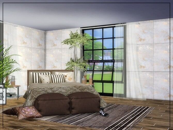 Sims 4 MRONDO Walls by marychabb at TSR