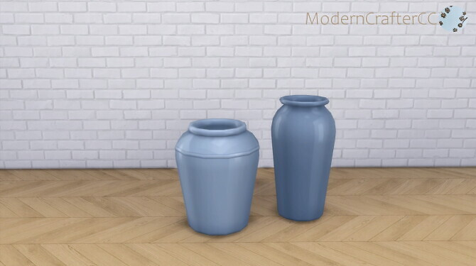 The Married Couple Vases Recolour