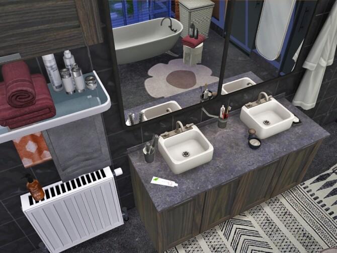 Sims 4 Brick & Steel The Bath by fredbrenny at TSR