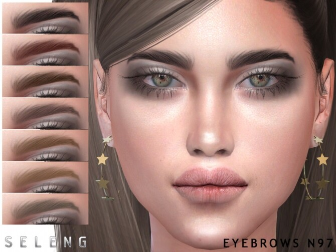 Eyebrows N97 by Seleng