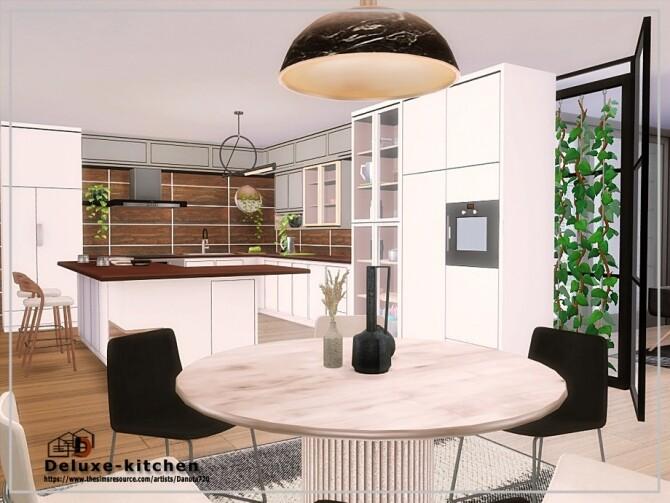 Deluxe kitchen by Danuta720