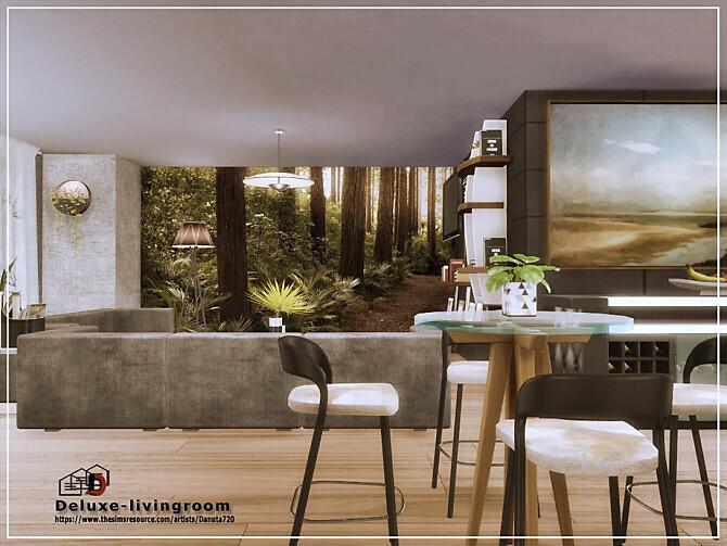 Deluxe livingroom by Danuta720