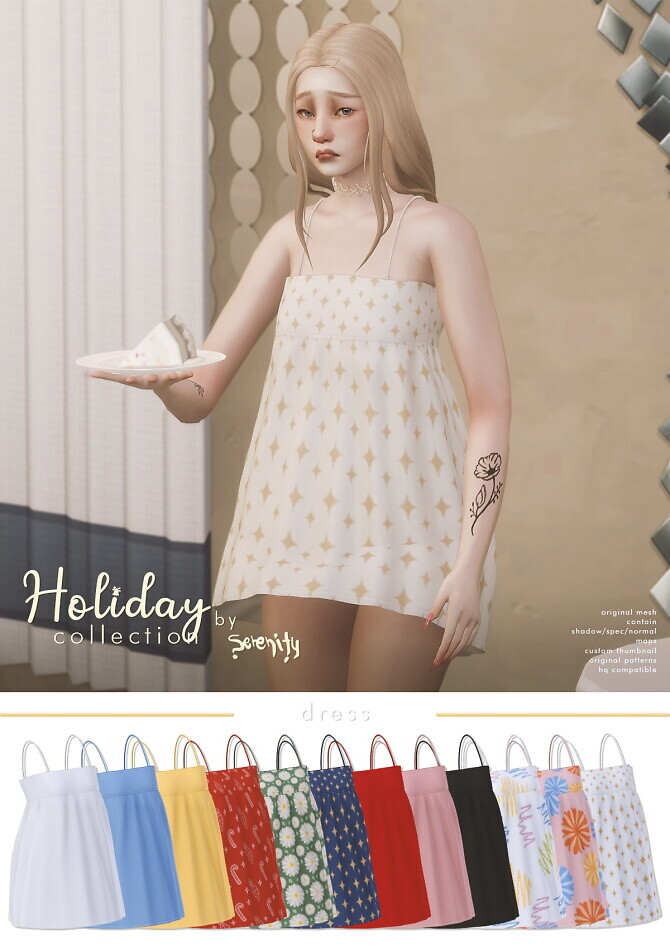 Holiday Clothes Collection
