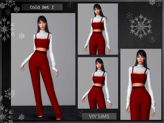 Sims 4 Set Cold I   VI by Viy Sims at TSR