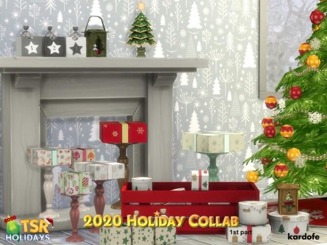 Sims 4 Holiday Wonderland 1st part by kardofe at TSR
