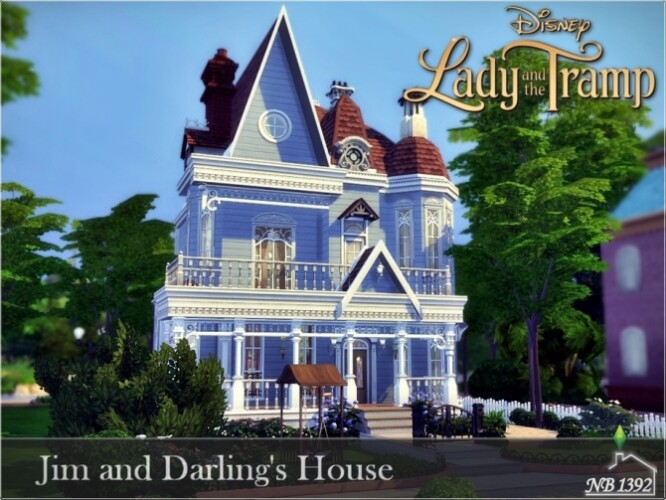 Jim and Darling House by nobody1392