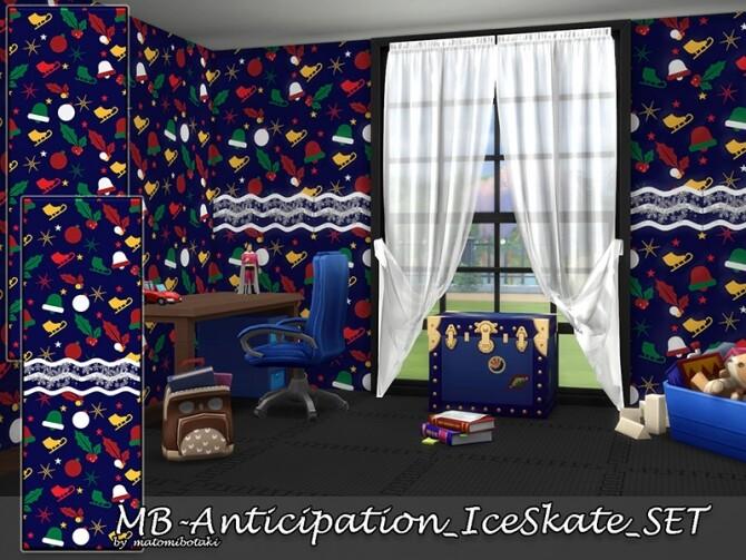 MB Anticipation IceSkate wallpaper by matomibotaki