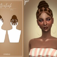 Daliah Hairstyle by EnriqueS4