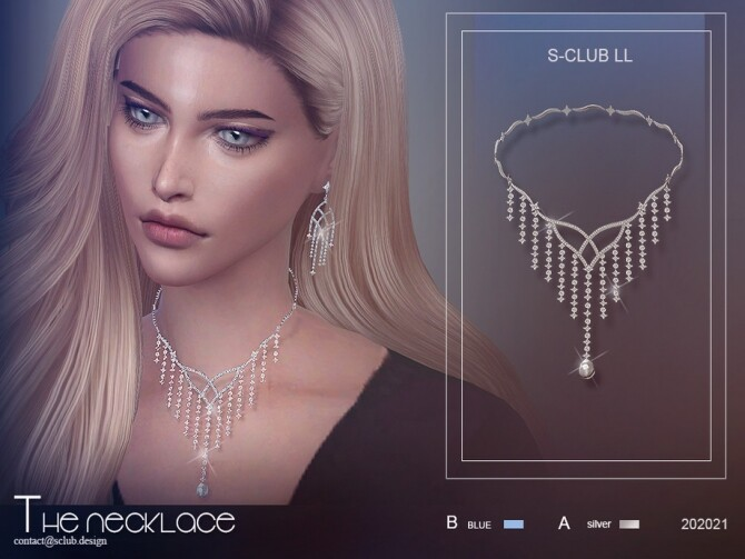 Necklace 202021 by S-Club LL