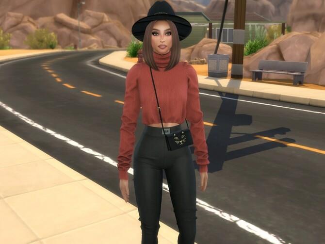 Sims 4 Katy Bowen by Jolea at TSR